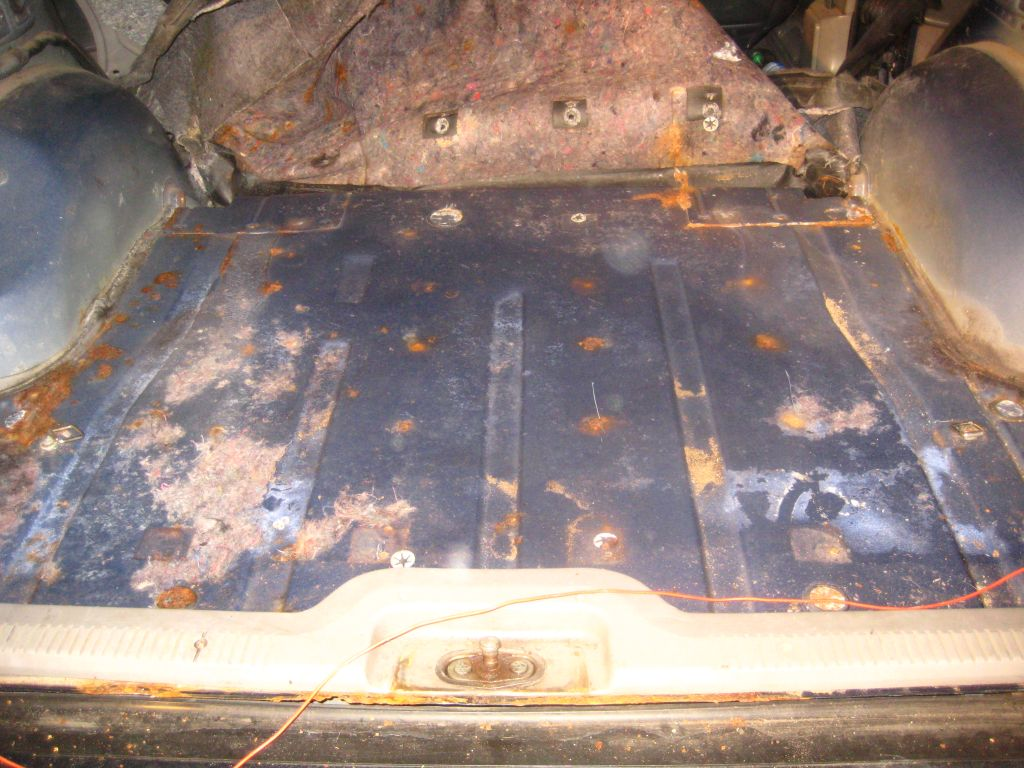 Originalzustand » Restaurierung Jeep Cherokee XJ Performance